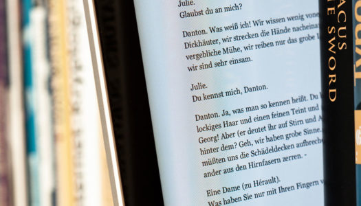 Ebook, appunti sparsi e riflessioni