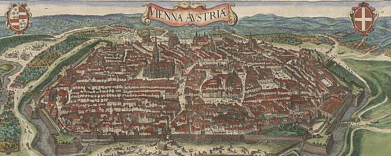 Vienna e le sue tre imperatrici