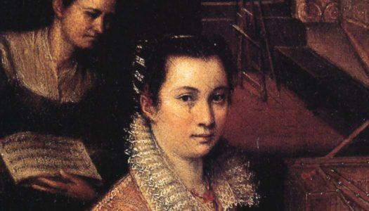 I volti e gli specchi di Lavinia Fontana