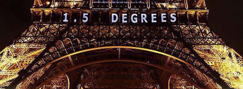 1.5 gradi Paris