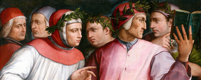 Giorgio Vasari seri poeti toscani