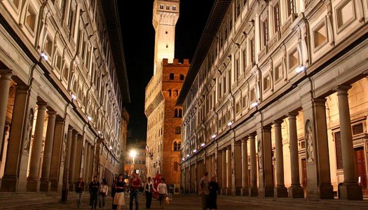 Scopriamo l'Italia: gli Uffizi