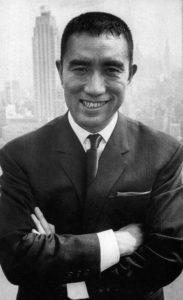 Yukio Mishima in America