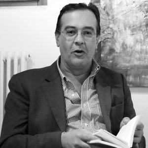 L'autore di Americana, Luca Briasco