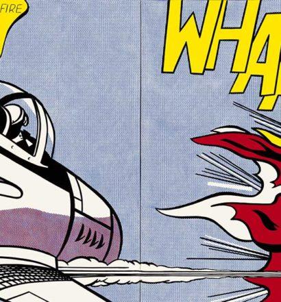 Roy Lichtenstein, Whaam! (1963)