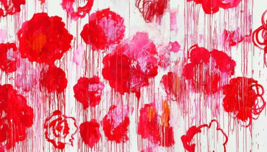 Cy Twombly, astrattismo mitologico