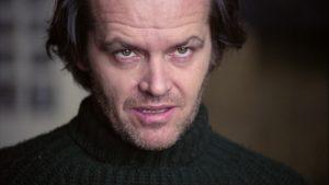 Una scena di Shining, film di Stanley Kubrick tratto dall'omonimo romanzo di King