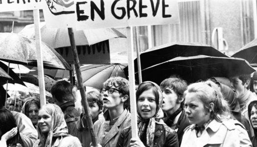 1968, il maggio francese