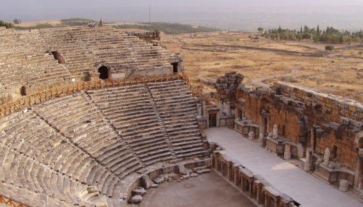 Turchia, Pamukkale e Hierapolis meraviglie termali moderne e antiche