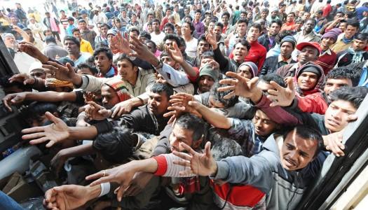 Immigrazione, l'ipocrisia europea