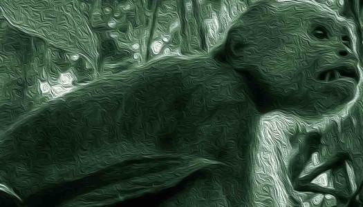 Fabula 004 La creatura del giardino