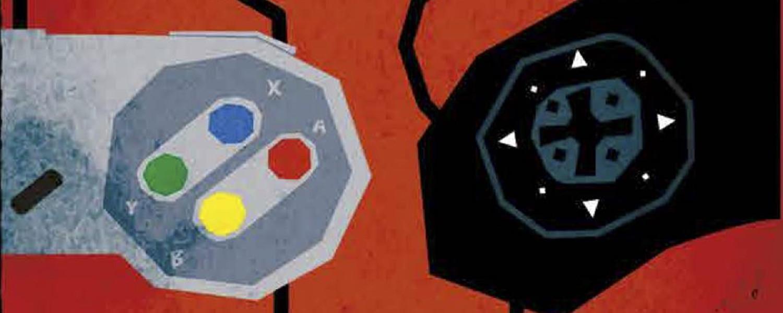 particolare copertina console war