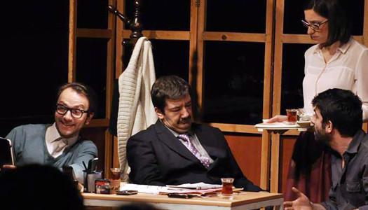 "Burcu Tokuç, ""Pazza per il Teatro"""