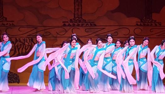 Il balletto cinese al Mittelfest