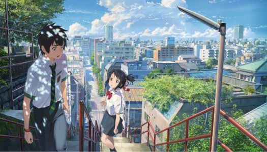 """Your Name"" di Makoto Shinkai per tre giorni nei cinema italiani"