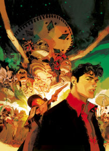 Dylan Dog illustrato da Milo Manara
