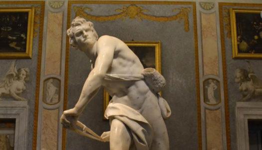 Gian Lorenzo Bernini alla Galleria Borghese