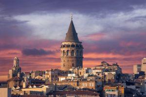 La Torre Galata