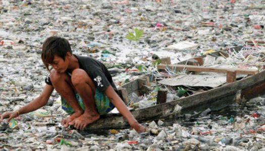 L'inferno di plastica