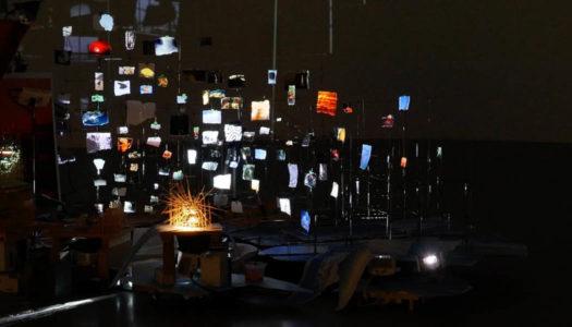 Sarah Sze, la scultura nell'Era dell'immagine