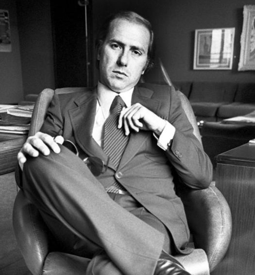 Silvio Berlusconi negli anni 80