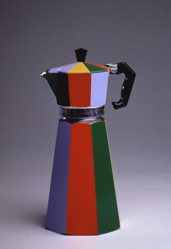 Alessandro Mendini, Oggetto banale caffettiera, 1980
