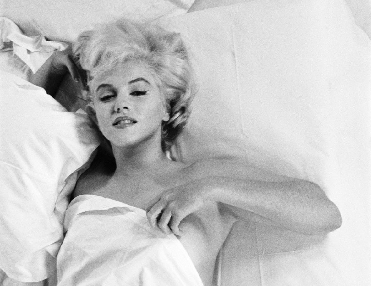 "Particolare di ""Marilyn Monroe"" (Hollywood, USA, 1960 © Eve Arnold / Magnum Photos)"