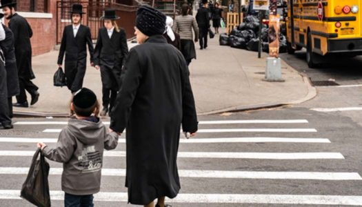 Un viaggio negli USA: il quartiere ebraico