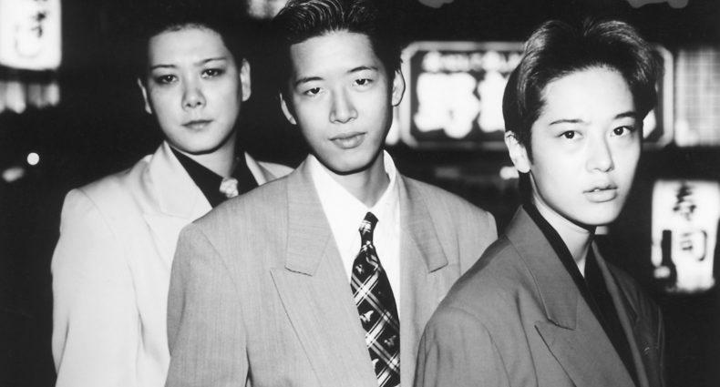 Un'immagine tratta da Shinjuku Boys
