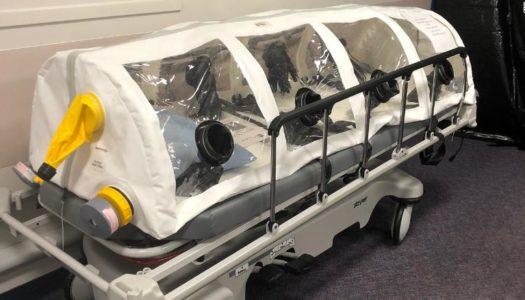 Coronavirus, un robot per monitorare il primo paziente americano