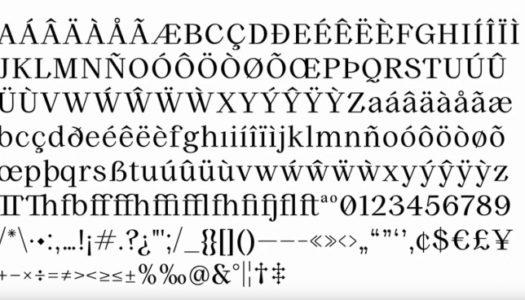 Nasce Franciscus, il carattere tipografico ufficiale della Chiesa cattolica