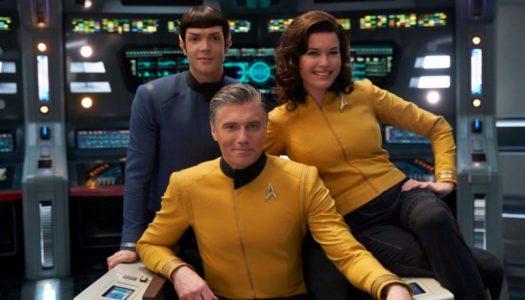 Annunciata la nuova serie di Star Trek, si chiamerà Strange New Worlds