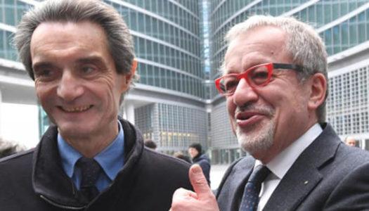 Lombardia: il bilancio negativo del governo Formigoni-Lega